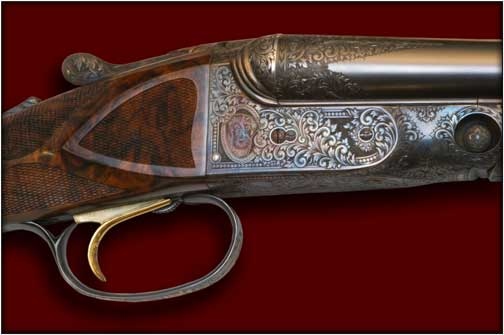 A Parker Double engraved by Wm. Gamradt