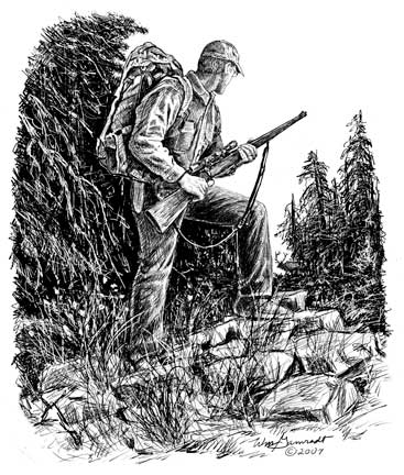 RMEF Illustration